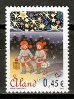Aland 2005 / Christmas MNH Navidad Nöel Weihnachten / Cu16431  C5-17 - Navidad