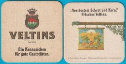 Brauerei C. & A. Veltins Meschede ( Bd 3543 ) - Sotto-boccale