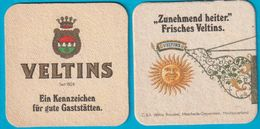 Brauerei C. & A. Veltins Meschede ( Bd 3544 ) - Sotto-boccale