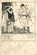 De Duitscher Aan Belgie, Yzer 1915 EERST WERELDOORLOG BELGIË BELGIQUE 1914/18 WWI WWICOLLECTION - Weltkrieg 1914-18