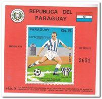 Paraguay 1974?, Postfris MNH, Football - Paraguay