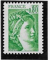 France N°1971b Sans Phosphore - Sabine De Gandon - - Neuf ** Sans Charnière - TB - 1977-81 Sabine Of Gandon