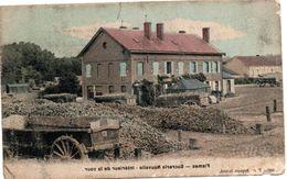Fismes 1915 - Sucrerie Nouvelle - !! Sale Et Qq Mini-défauts - Betteraves - Fismes