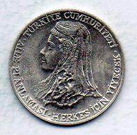 TURKEY, 150 Lira, Silver, Year 1979, KM #929.1 - Turchia