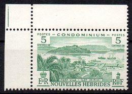 Col17  Colonie Nouvelles Hebrides N° 175  Neuf XX MNH  Cote 0,85€ - Nuovi