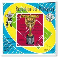 Paraguay 1970, Postfris MNH, Football - Paraguay