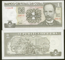 Cuba 1 Pesos 2016 Pick 121 UNC - Cuba