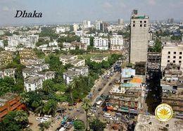 Bangladesh Dhaka Overview New Postcard Bangladesch AK - Bangladesh
