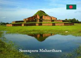 Bangladesh Somapura Mahavira UNESCO New Postcard Bangladesch AK - Bangladesh