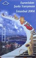 Türk Telekom.  Eurovision İstanbul 2004 - Turkije