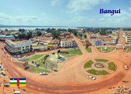Central African Republic Bangui Overview New Postcard République Centrafricaine - República Centroafricana