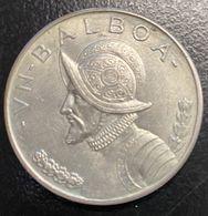 MONEDA DE 1 BALBOA AÑO 1947 - Panama