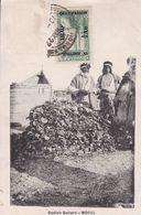 IRAQ Mossul Vendeurs De Radis - Radish Sellers - Mosul Irak Cpa Voyége - Iraq