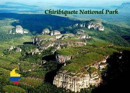 Colombia Chiribiquete National Park UNESCO Aerial View New Postcard Kolumbien AK - Colombia