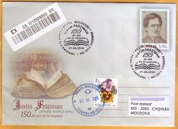 2020 Moldova Moldavie  Justin Fretziman (Fratiman), Teacher, Historian, Theologian. Christianity. - Moldavie