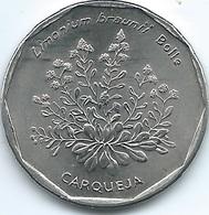 Cape Verde - 1994 - 20 Escudos - Carqueja - KM33 - Cap Verde