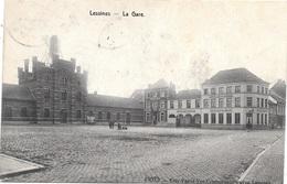 Lessines NA53: La Gare 1913 - Lessen