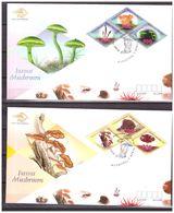 Indonesia 1999 FDC Mushroom - Indonesia