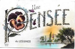 Lessines NA54: Une Pensée De Lessines 1942 - Lessen