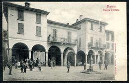 CV3187 MERATE (Lecco LC) Piazza Fontana, FP, Non  Viaggiata, Ottime  Condizioni - Lecco