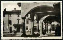 CV3188 MERATE (Lecco LC) Portici Di Piazza Fontana, FP, Non  Viaggiata, Ottime  Condizioni - Lecco