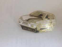 PINS RENAULT CLIO BRUNELLA COMPETITIONS - Rallye