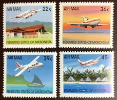 Micronesia 1990 Aircraft MNH - Micronesia