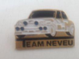 PINS RENAULT 5 TURBO 2 TEAM NEVEU - Rallye