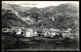CV3192 ESINO LARIO (Lecco LC) Panorama Di Esino Superiore, FP, Viaggiata 1907 Per Lecco, Buone  Condizioni - Lecco