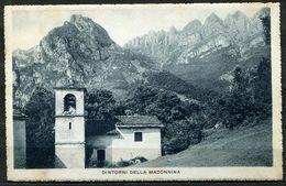 CV3196 GERMANEDO (Lecco LC) La Madonnina, Casa Di Montagna Dei Collegi Riuniti Di Saronno, Desio E Tradate, FP, Viaggiat - Lecco