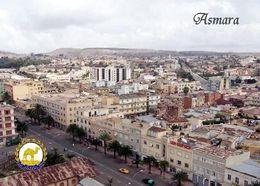 Eritrea Asmara Overview New Postcard - Eritrea
