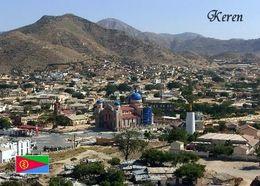 Eritrea Keren Aerial View New Postcard - Eritrea
