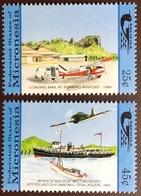 Micronesia 1990 Postal Transport Aircraft MNH - Micronésie