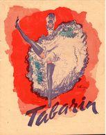 ! Kleines Heftchen 6 Seiten Paris, Kabarett, Cabaret Tabarin, Ca. 1942-44 - Programme