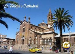 Eritrea Asmara St. Joseph's Cathedral New Postcard - Eritrea