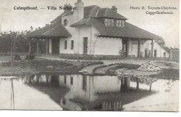 64 Calmpthout Kalmthout Villa Norheim. Uitgave E Teysen-cluyten Cappellenbosch - Kalmthout
