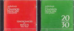Anthologie De La Chanson Française Enregistrée (années 1910/45) Collection Complète De 6 CD - Compilations