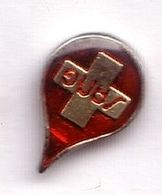R144  Pin's Don Du Sang Ancien Pin's Goutte De Sang Achat Immédiat - Medical