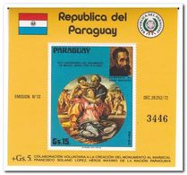 Paraguay 1975, Postfris MNH, The Holy Family - Paraguay