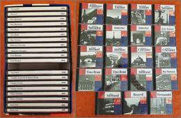 Coffret 20 CD Chefs-d'oeuvre De La Chanson Française PIAF FERNANDEL ROSSI Etc.. (19/20) - Musique & Instruments