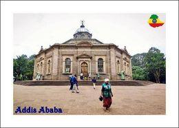 Ethiopia Addis Ababa St. George's Cathedral New Postcard Äthiopien AK - Eglises Et Cathédrales