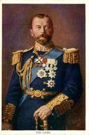 The Czar- Ilustration EERST WERELDOORLOG BELGIË BELGIQUE 1914/18 WWI WWICOLLECTION - Guerre 1914-18