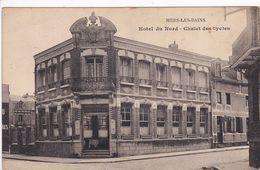 80 MERS Les BAINS Hôtel Du Nord Châlet Des Cycles ,,Note De Frais Du Restaurant - Mers Les Bains