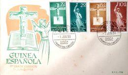 Carta. Guinea - Guinea Española