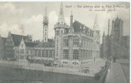 Gent - Gand - Vue Générale Prise Du Pont St-Michel - Star 233 - - Gent