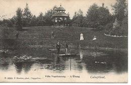 75 Calmpthout Kalmthout Villa Vogelenzang L'Etang  Hoelen 3205 - Kalmthout