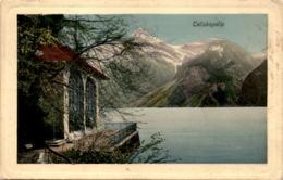 Tellskapelle (1908/67) * 3. 6. 1912 - Präge-Passepartout - UR Uri