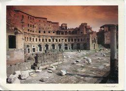 Roma - Mercati Traianei (viaggiata 1990) - Autres Monuments, édifices