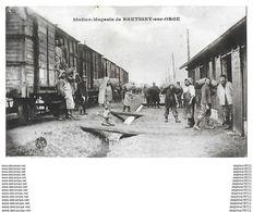 BRETIGNY Sur ORGE   Station-magasin - Bretigny Sur Orge