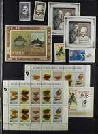 SOUTHERN AFRICA 1913-2000's. MINT, USED & NHM Accumulation In A Pair Of Stock Books, Includes RSA Ranges With Strength I - Postzegels